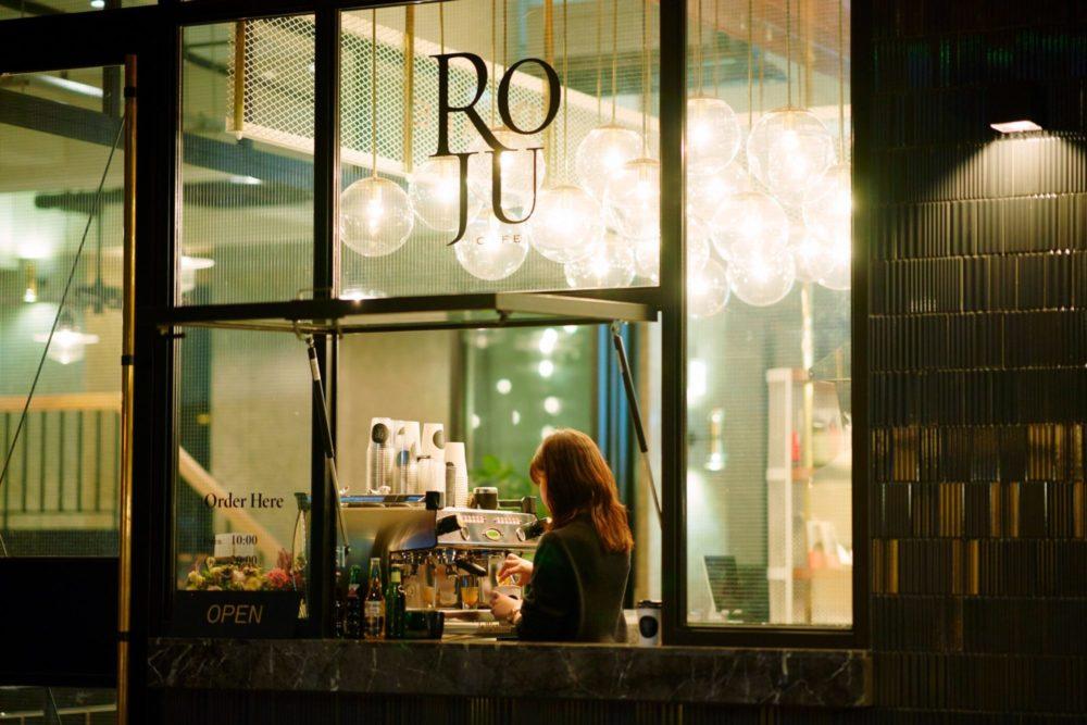 ROJU CAFE
